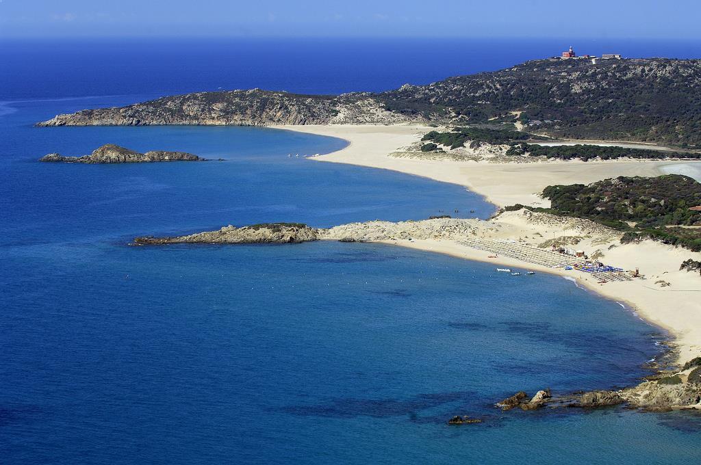 Sardinia-Beach-Teulada-Chia